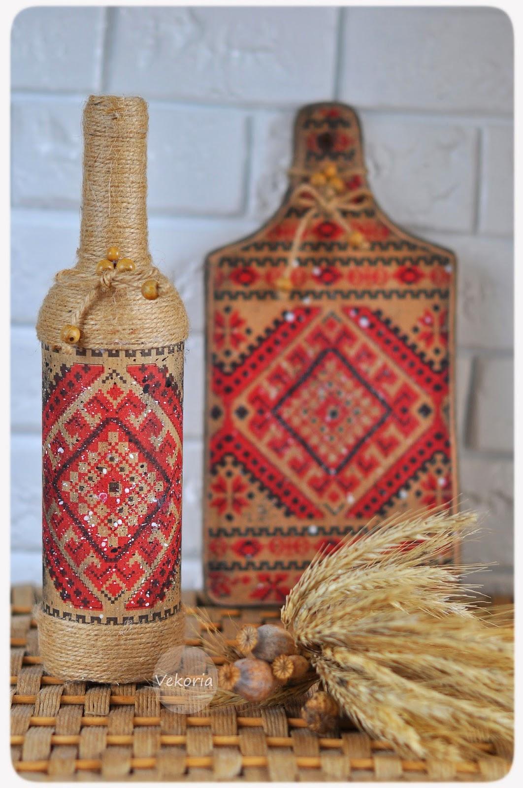 украинский декор