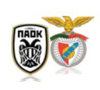Live Stream PAOK Saloniki - Benfica Lissabon