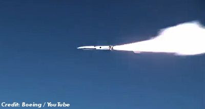 X-51A Scramjet-hypersonic-flight Hits Hypersonic Speed Of Mach 5.1