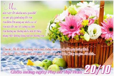 Tuyển Tập 10 Bài Thơ 20-10 Hài Hước Nhất Dành Tặng Vợ Bà Xã Năm 2014