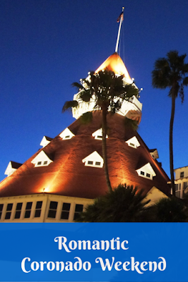 Travel the World: San Diego's Coronado island is the perfect place to spend a romantic weekend.