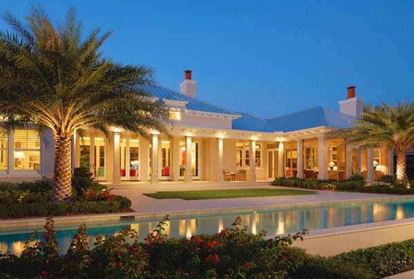 best Florida home design