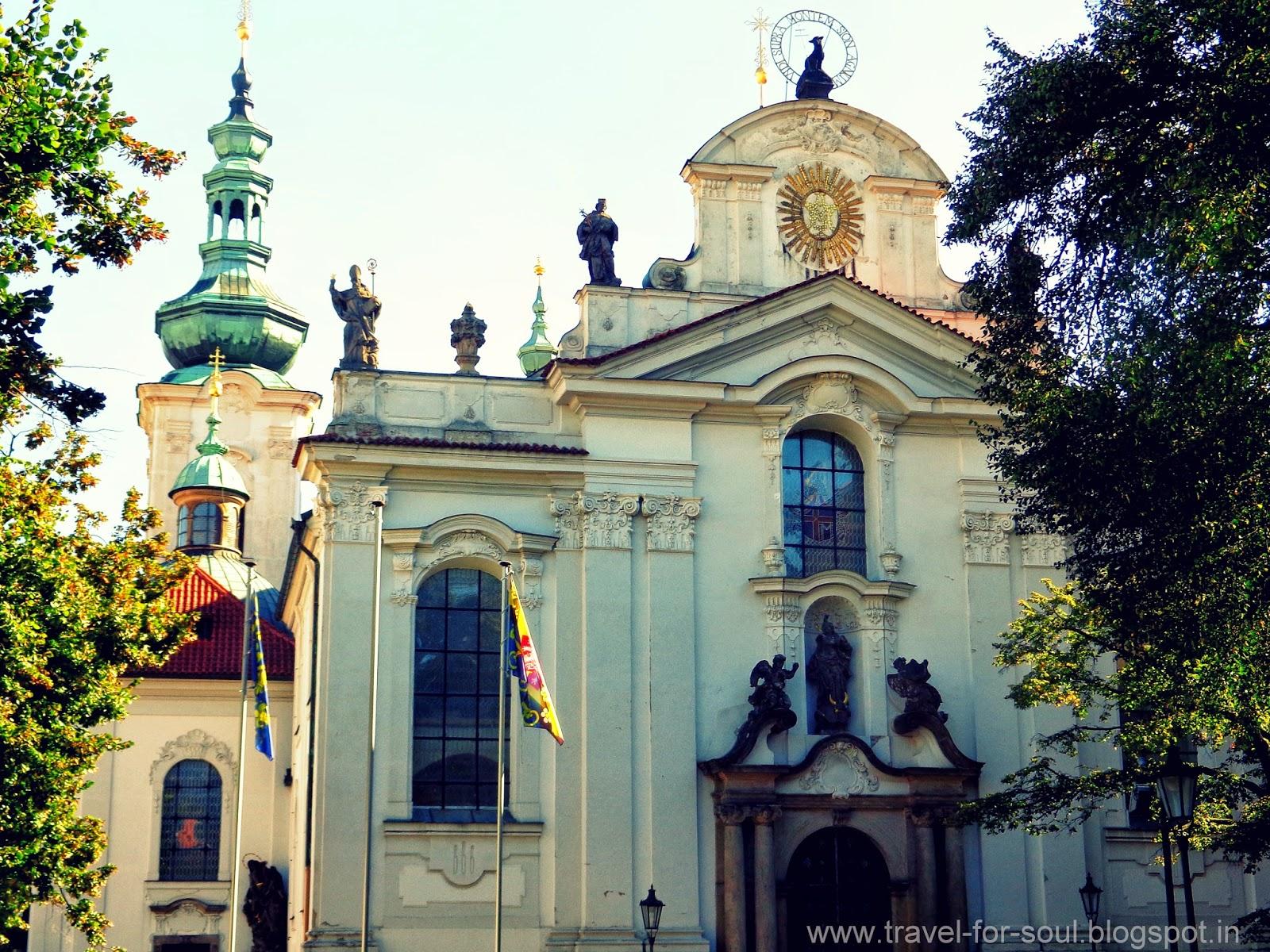Prague - Strathov Monastery
