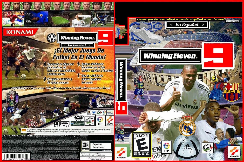 تحميل لعبة Winning Eleven 9 برابط واحد وبدون تثبيت