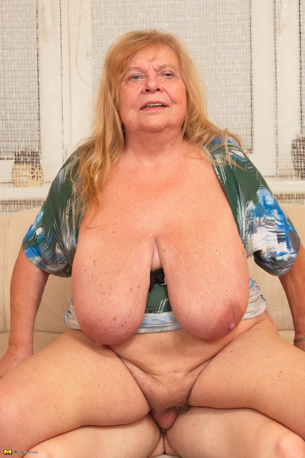 fat naked old grannies     Wow granny   what nice big breasts
