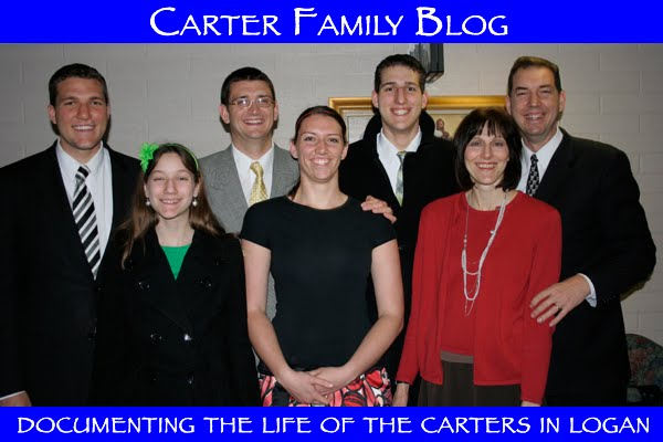Carter Family Blog