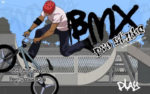 Jogar Online Bmx Pro Style