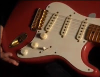 Fender Stratocaster, Electric Guitar