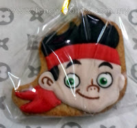 disney's jake and the neverland pirates fancy cookies jake 2