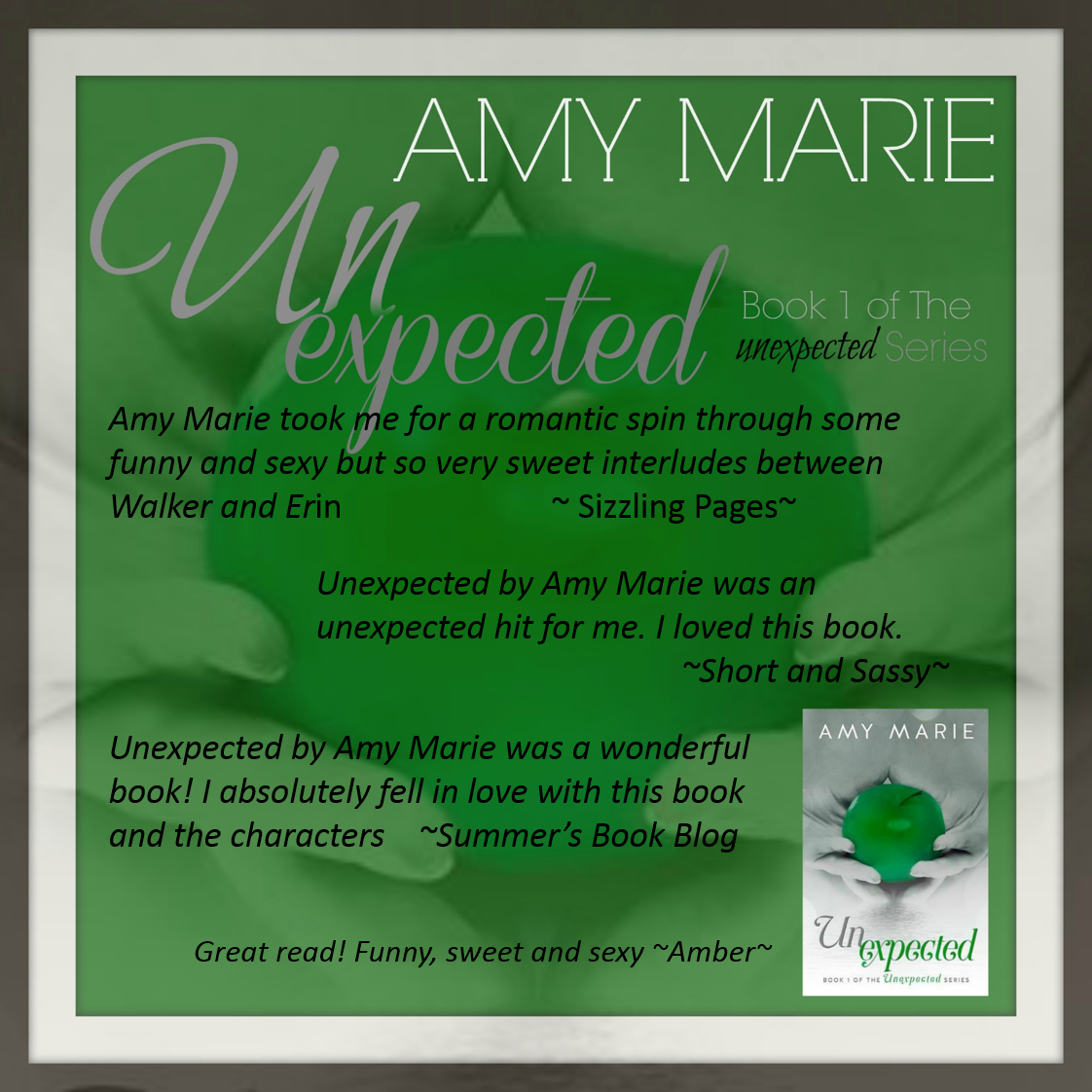 Unexpected by amy marie fandeluxe Gallery