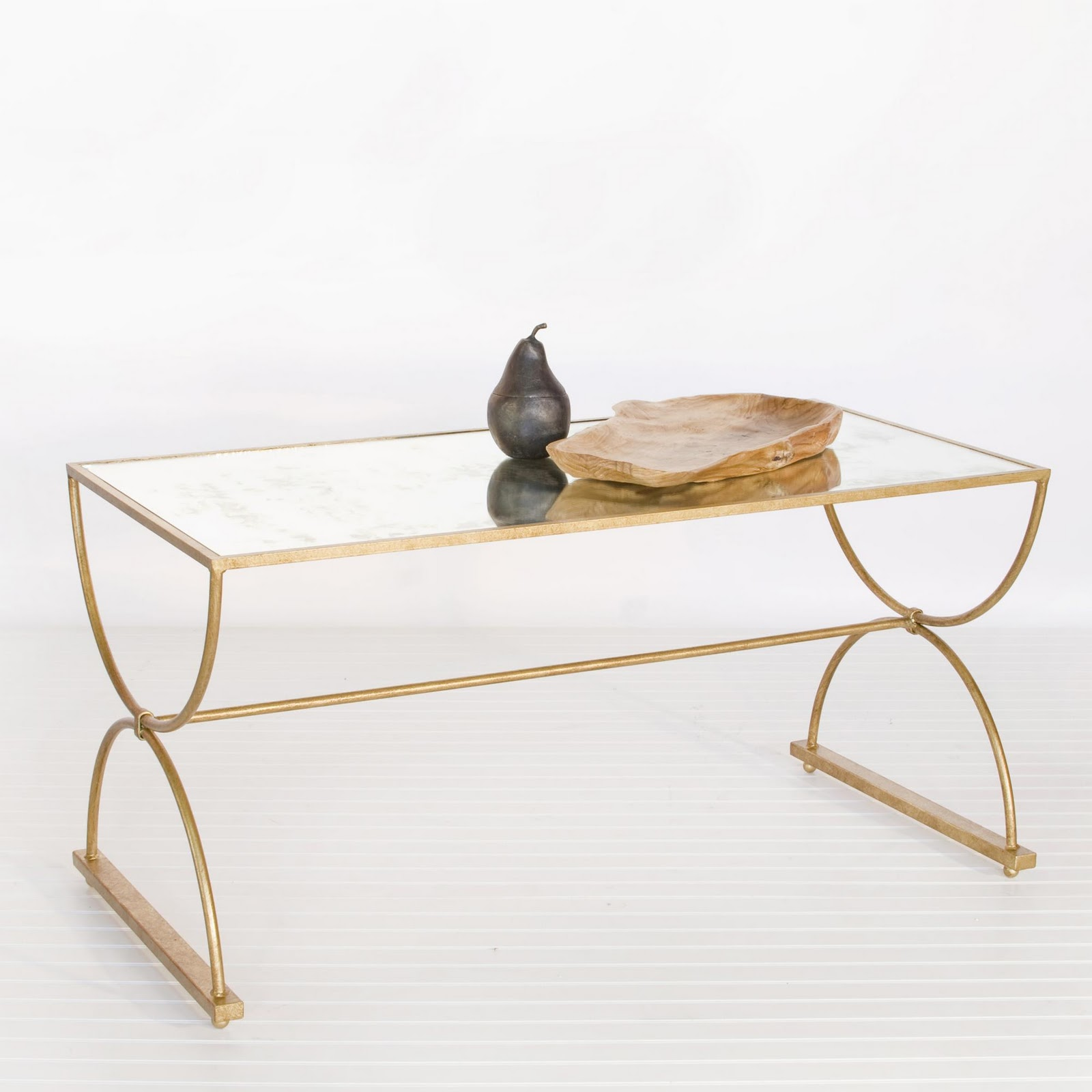 Clayton Coffee Table: Denise Briant Interiors: Living Room Love Recreated