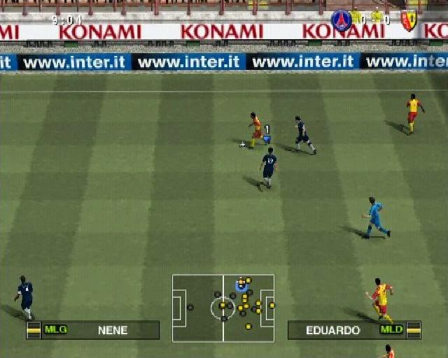 Download Games Pro Evolution Soccer 2011 Playstation II
