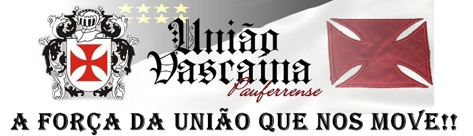 UNIÃO VASCAINA PAUFERRENSE