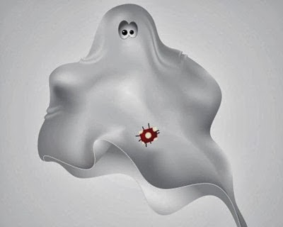 Create a Cute Halloween Ghost