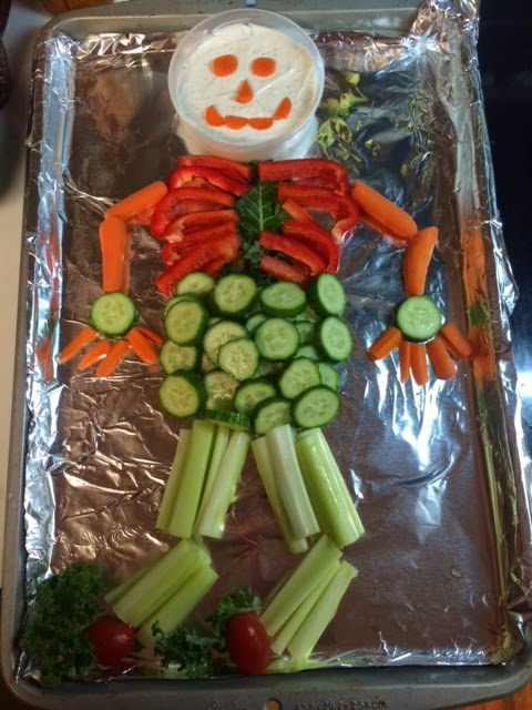 halloween very veggie skeleton recipe co op stronger together