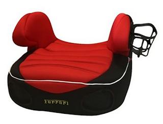 Oto koltuğu/yükseltici (booster seat)