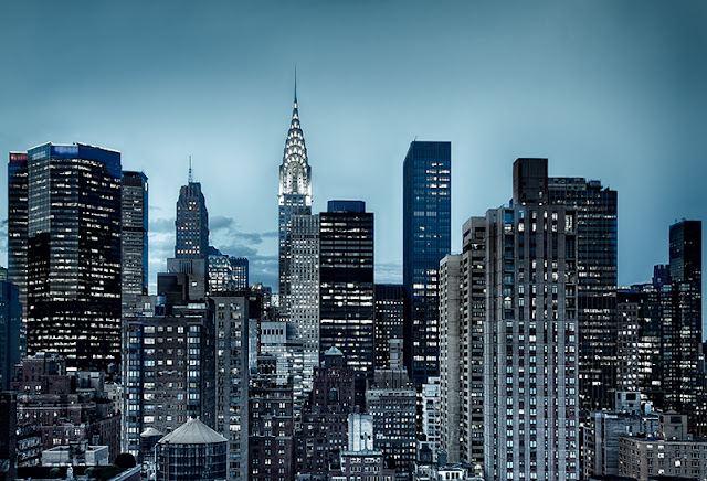 HDR,new york,manhattan,chrysler