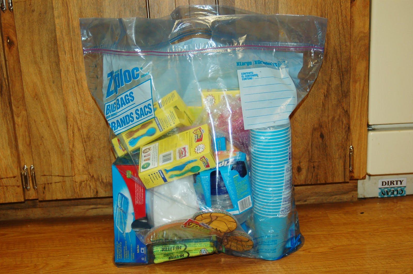 Zip lock Big bags