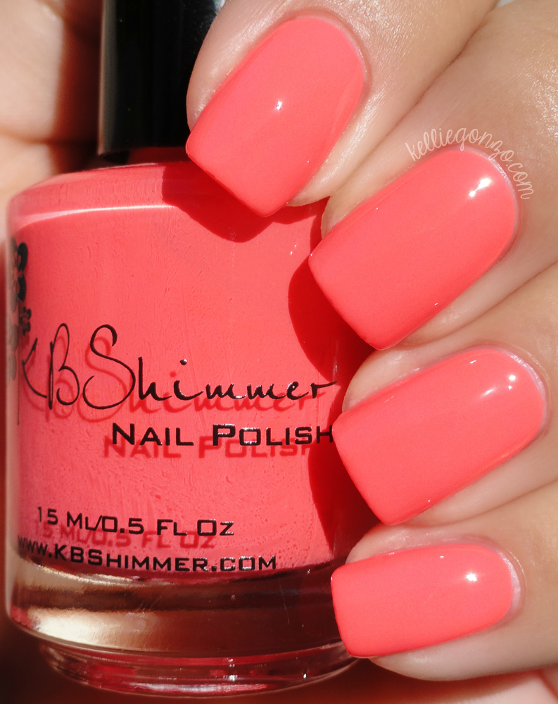 KBShimmer - You're So Shellfish | kelliegonzo