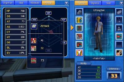 Digimon Master Online Tamer Intimacy Guide