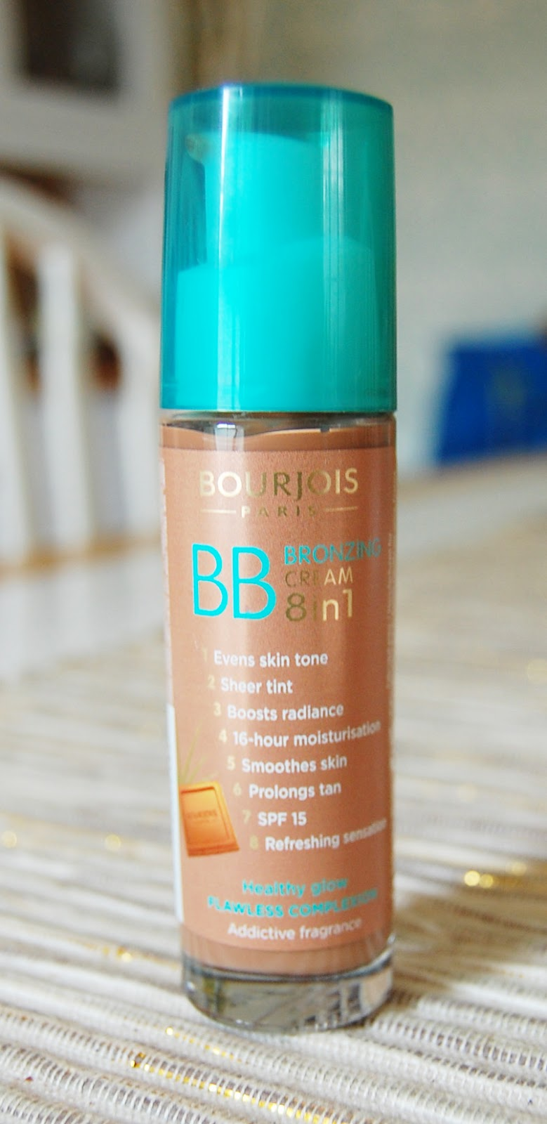 sophie says bourjois paris bb bronzing cream. Black Bedroom Furniture Sets. Home Design Ideas