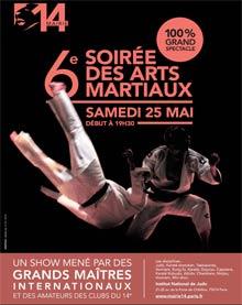 Par s 14 info brune ch tillon maud 39 huy so r e des arts - Institut national du judo porte de chatillon ...