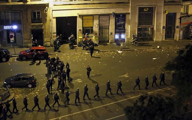 atentados, París,