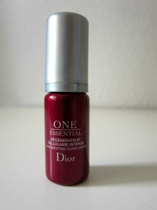 One Essential skin boosting super serum by Dior