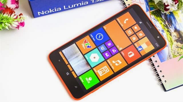 Microsoft Lumia 1330, Harga dan Spesifikasi HP Kamera 14 MP PureView