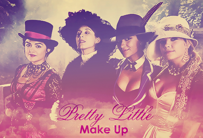 Pretty Little Liars Make Up