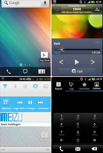 Revolution Meizu3 Rom For Samsung Galaxy Ace GT-S5830 ~ TechWeem