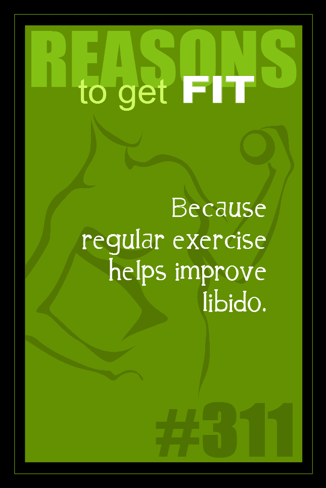 365 Reasons to Get Fit #311
