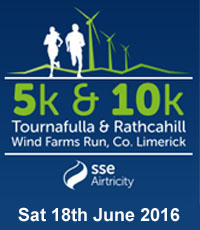 5k & 10k on a wind farm in SW Co.Limerick...Sat 18th June