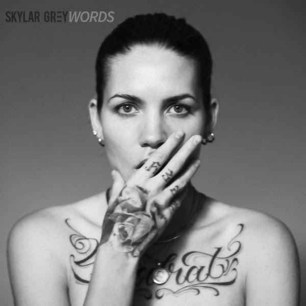 Skylar Grey - Words - Single Cover