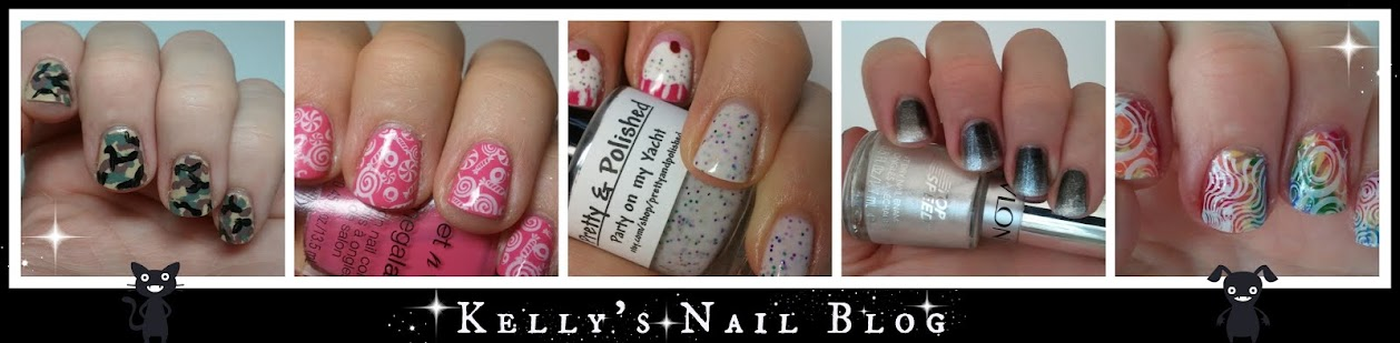 Kelly's Nail Blog