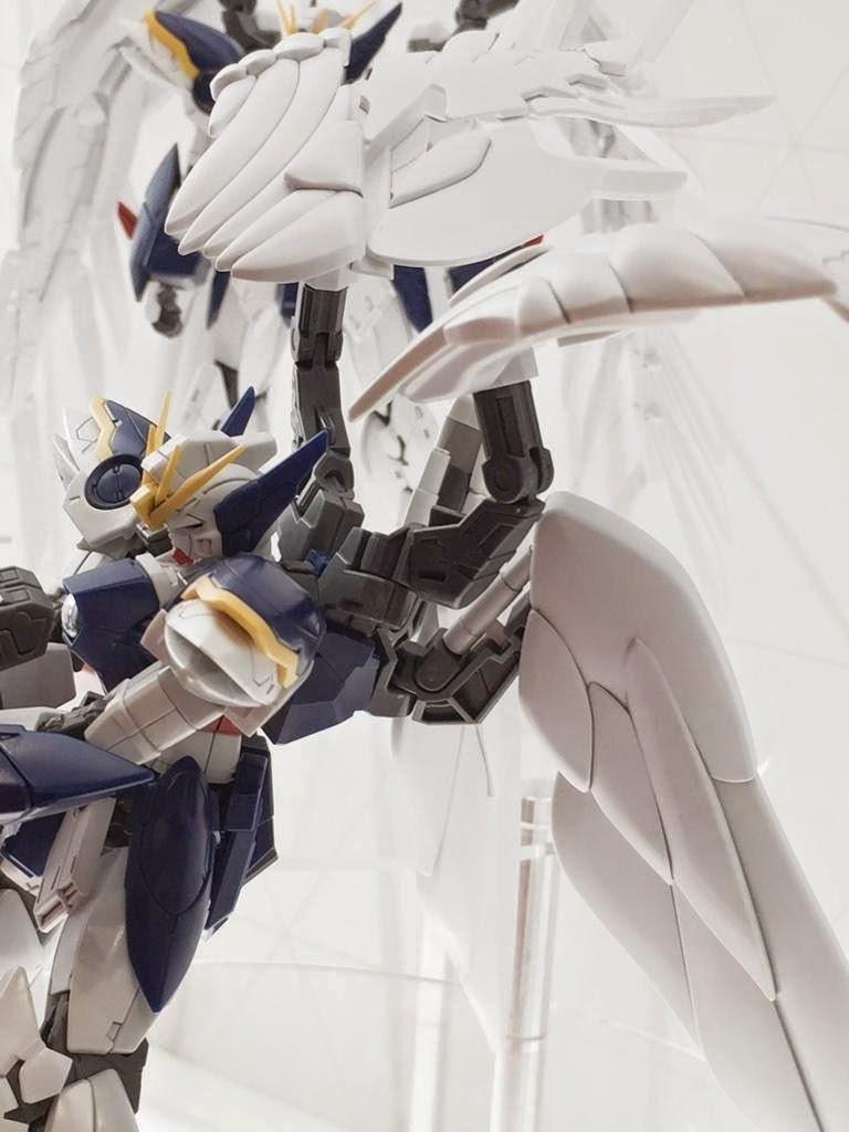 กันพลาเดือน 12/2014: PG Unicorn Gundam!!, RG Wing Zero EW, RE1/100 Mk-III, HG Jahanam, HG R-GyaGya, SD Burning