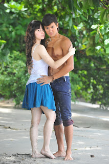 Jessy Mendiola and Matteo Guidicelli in Paraiso