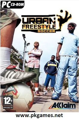 Urban Freestyle Soccer Full Version PC Game