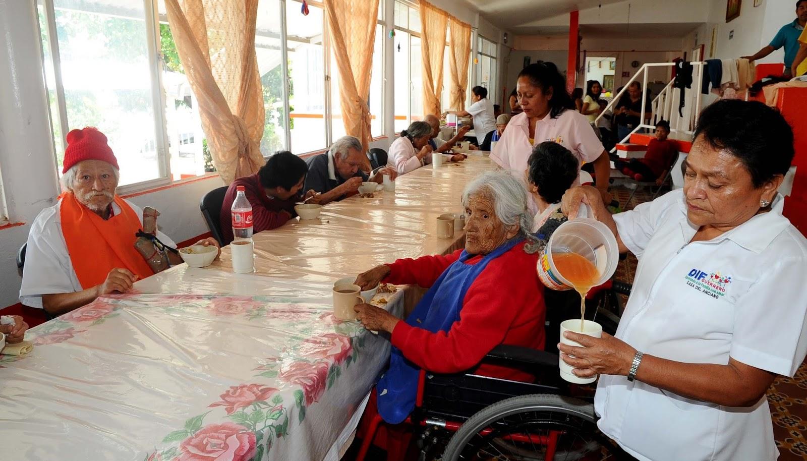 Sd la casa hogar del adulto mayor un espacio para la armon a y la felicidad - Casa para ancianos ...