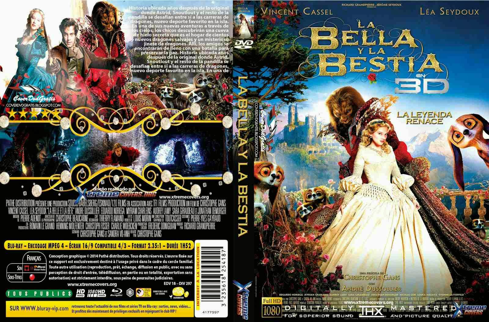 beauty and the beast 2014 dvd cover. Black Bedroom Furniture Sets. Home Design Ideas