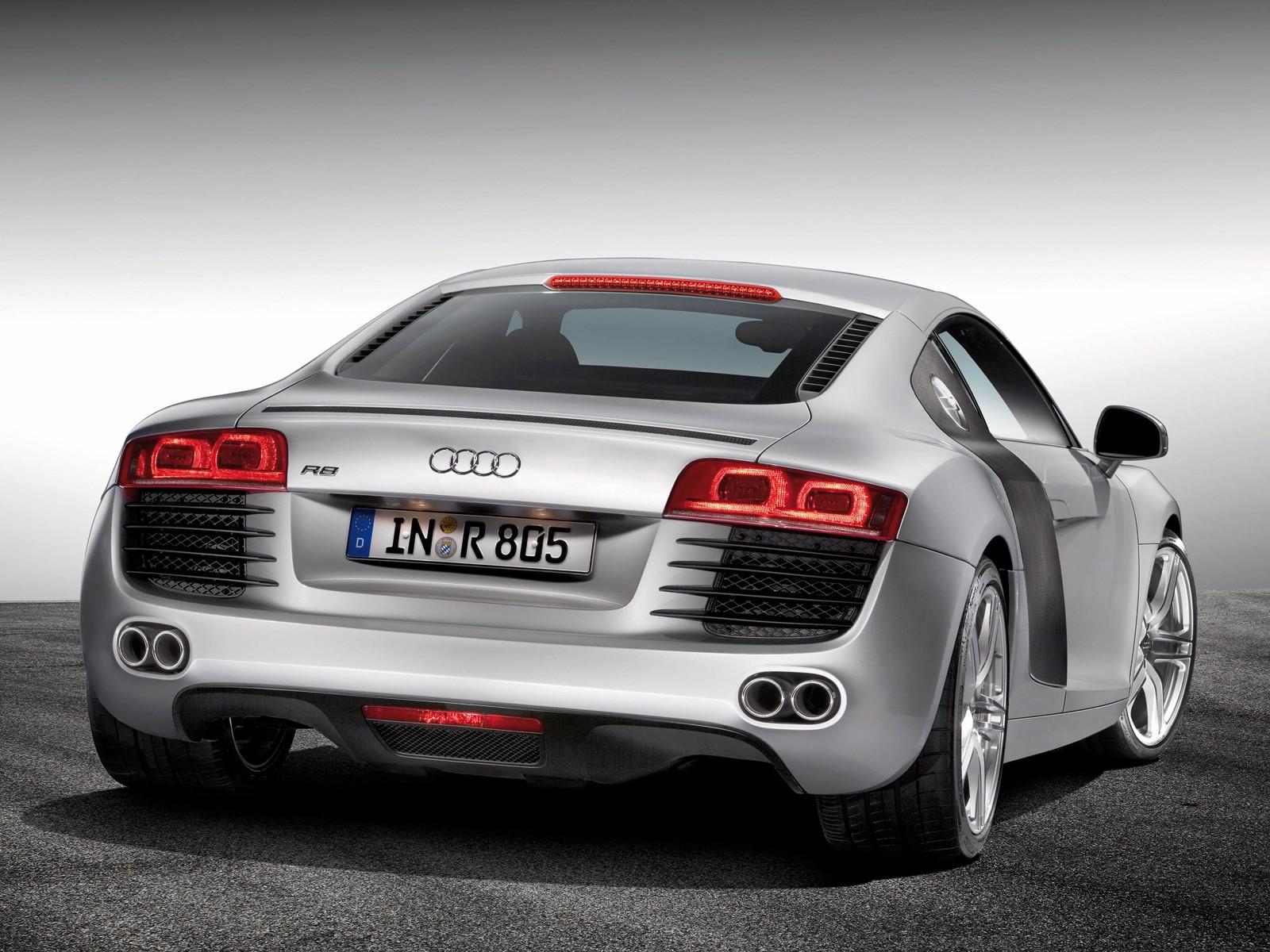 Audi Sports Car 2017