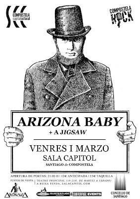 Arizona Baby Sala capitol 1 de marzo