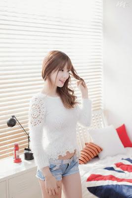 Han Min Young Beautiful Model