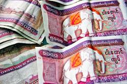 Moneda y dinero en Myanmar