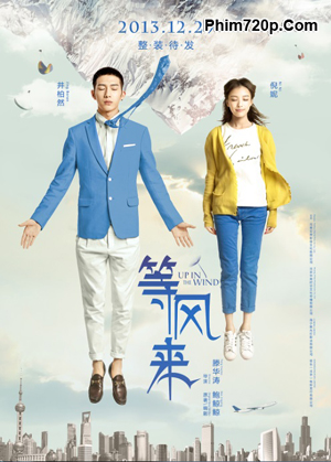 Up in the Wind 2013 poster