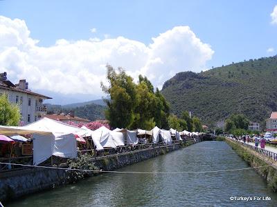Fethiye Tuesday Market
