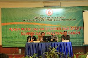 Pertemuan Ilmiah II PDTDI