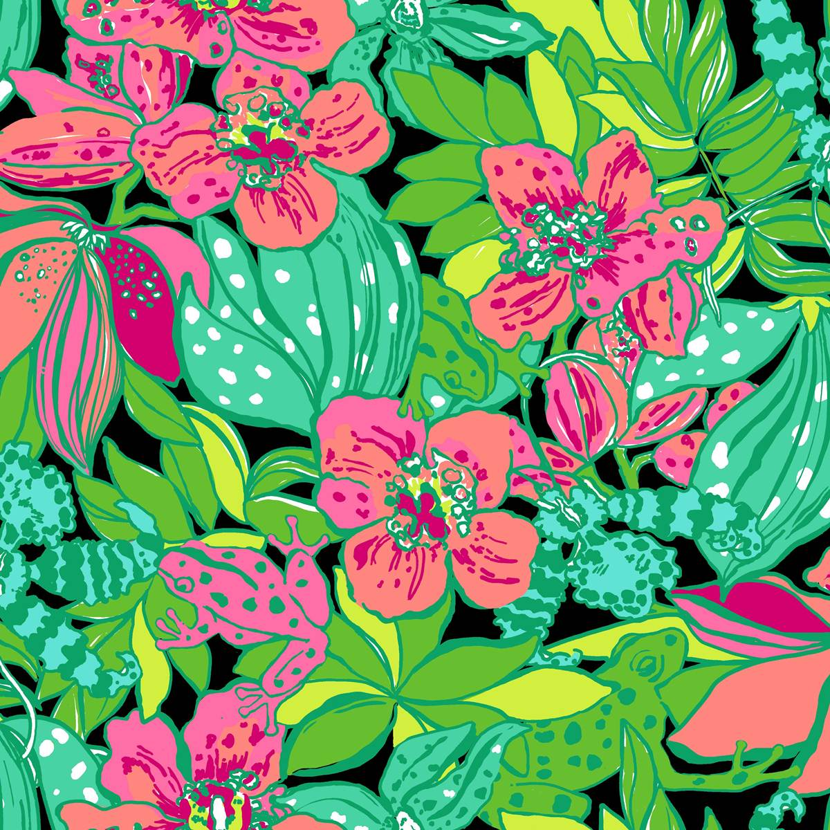 forty weeks freebie lilly pulitzer wallpaper prints
