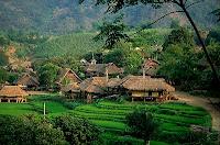 Tour Du lịch Ghép Hà Nội Mai Châu 1 ngày