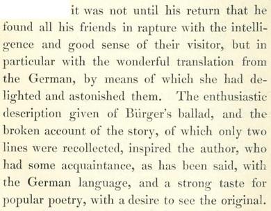 essay on imitations of the ancient ballad